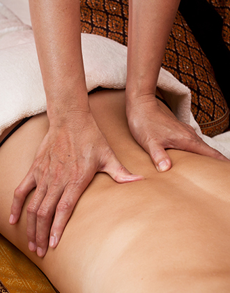 Practitioner of the Month Massage