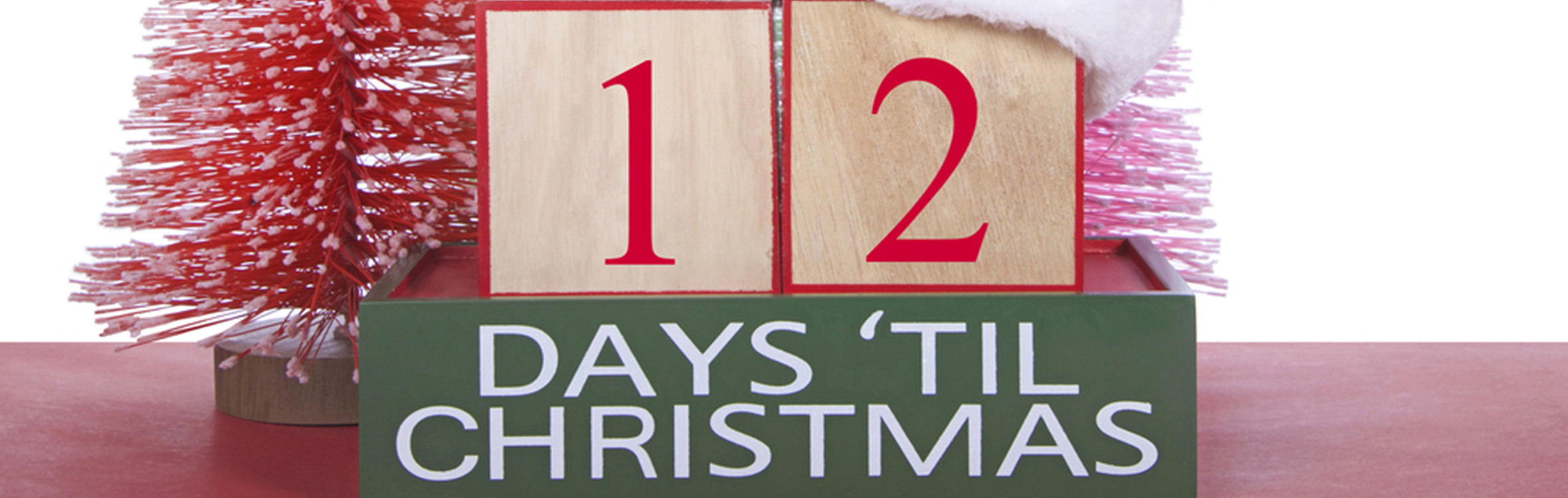 12 days til christmas header image