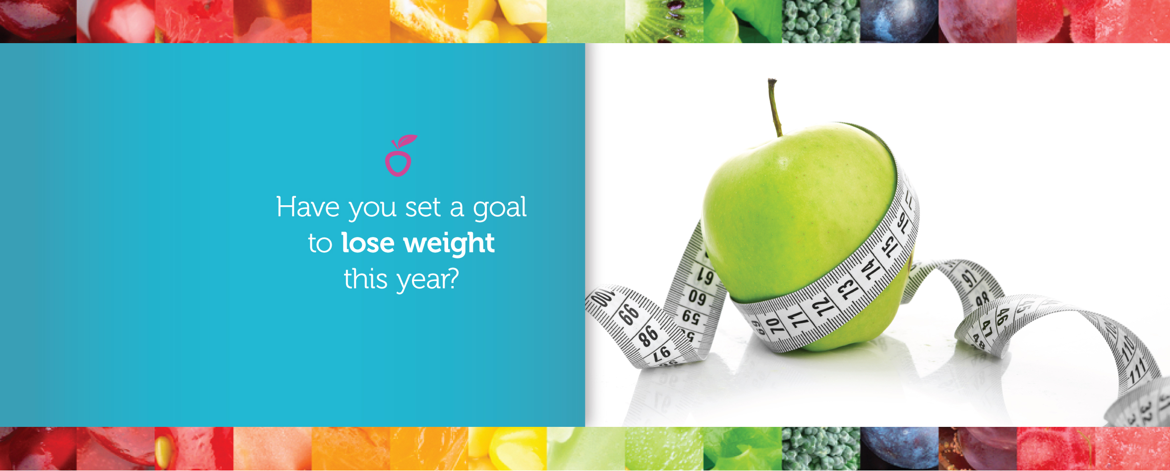 Have you set a goal to lose weight this year?