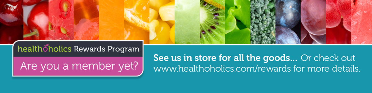 Healthoholics Rewards Program