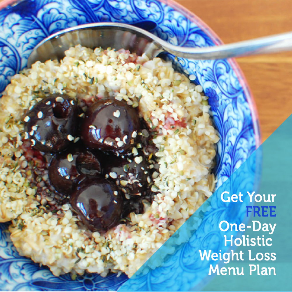 Free One-Day Menu Plan