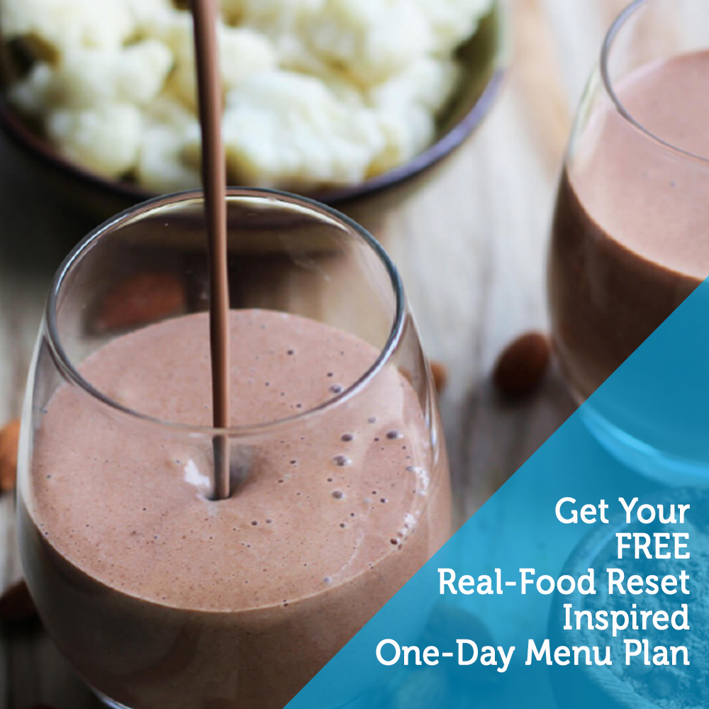 Real-Food Reset Free Menu Plan
