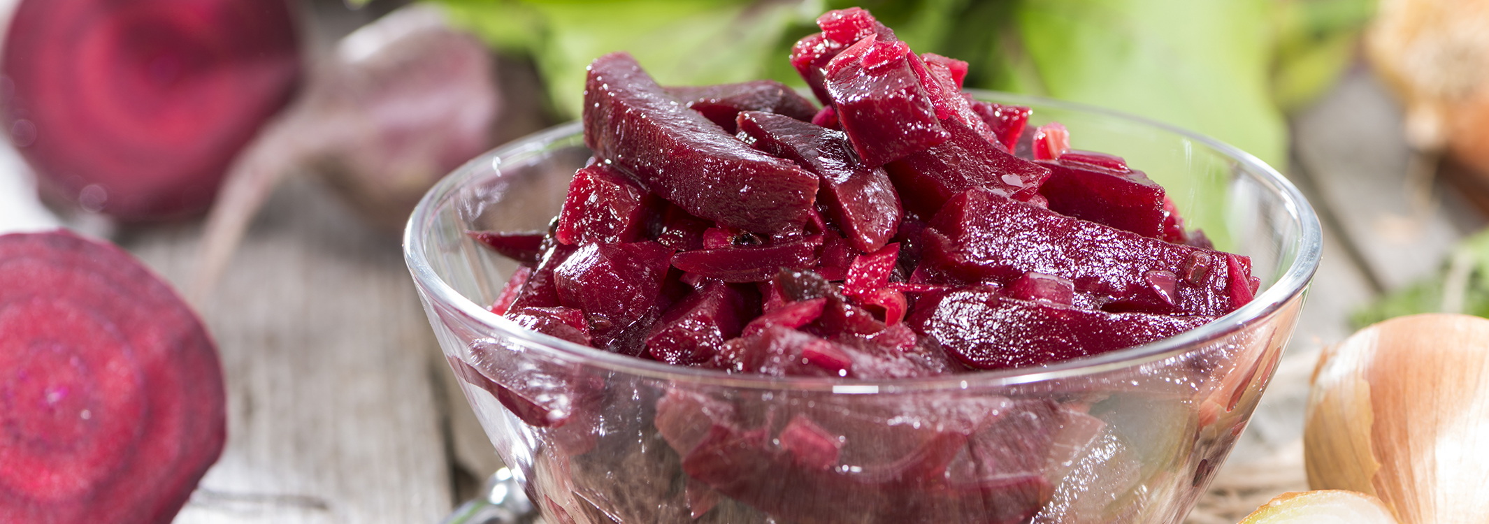 Beet and Onion Salad