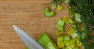 Celery and Fennel