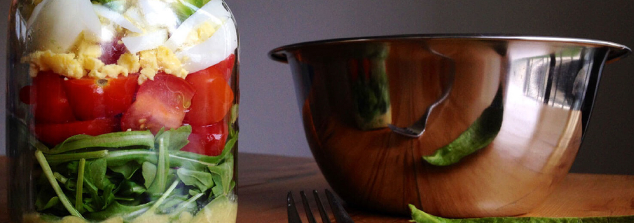 Cobb Salad Jar Web Banner